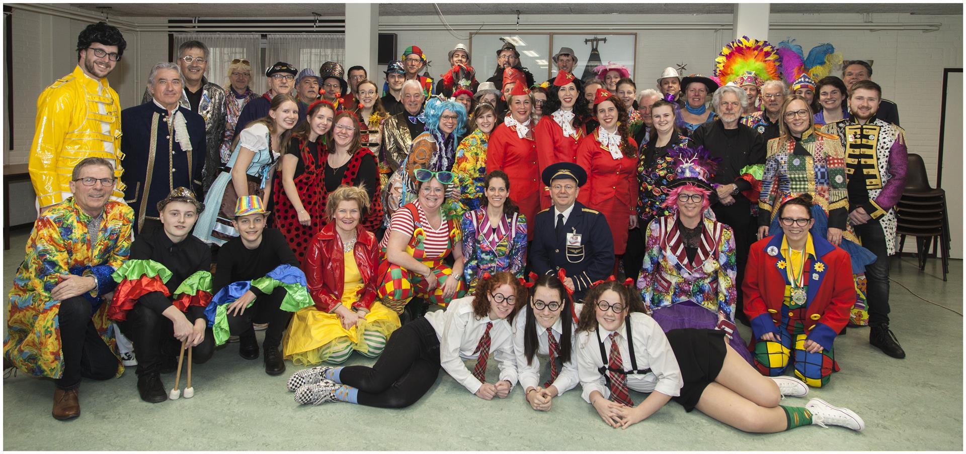 Carnavalsconcert 2020